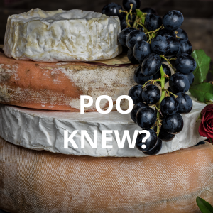 In Sicily poo cheese is a delicacy